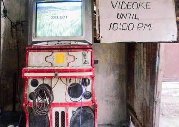菲律宾卡拉OK机
