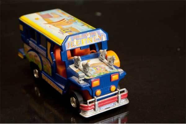 菲律宾公交车吉普尼