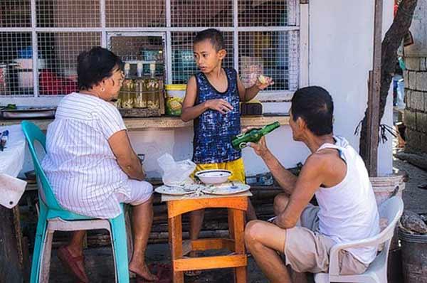 菲律宾男人
