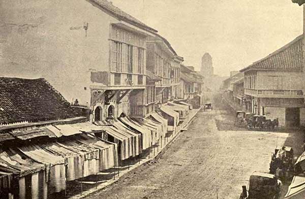 菲律宾唐人街