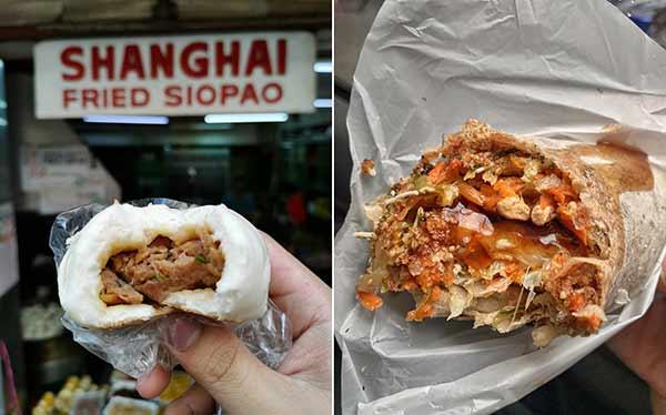 菲律宾唐人街美食