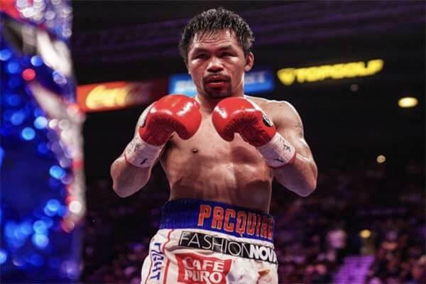 菲律宾拳王帕奎奥
