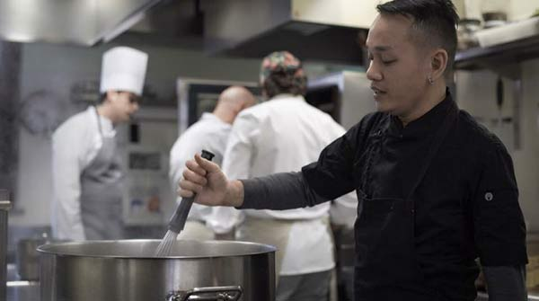菲律宾厨师
