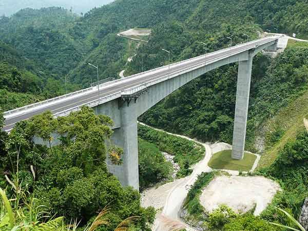 菲律宾吊桥