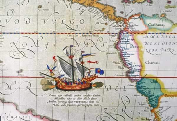 环球航行第一人是菲律宾人