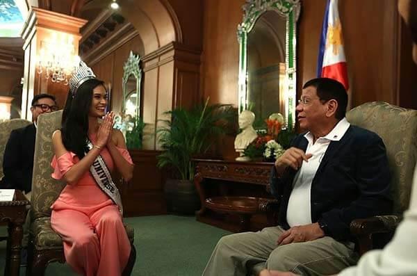 菲律宾选美皇后