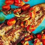 Charred-eggplant
