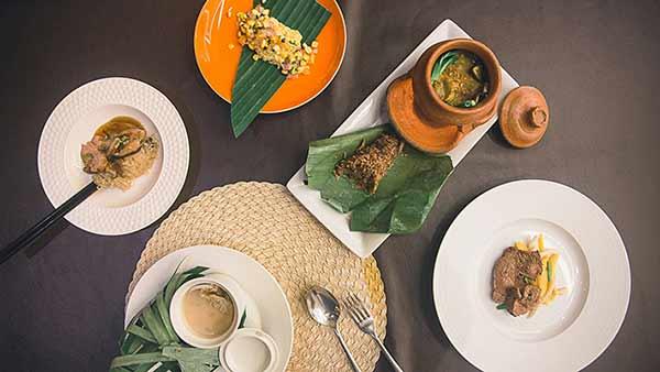 菲律宾餐具