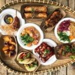 Filipino-food-in-small-plates