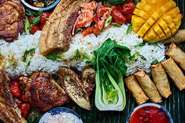 菲律宾菜品