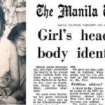 菲律宾五十年未破悬案:美女老板惨遭碎尸,头部至今下落不明163
