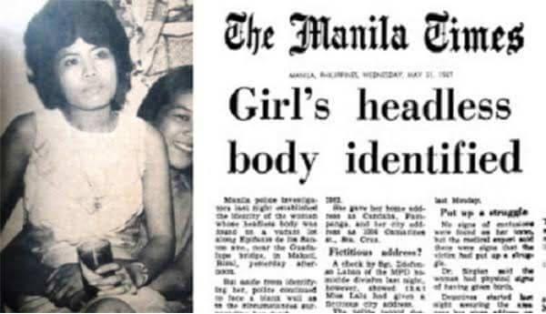 菲律宾尸碎街头