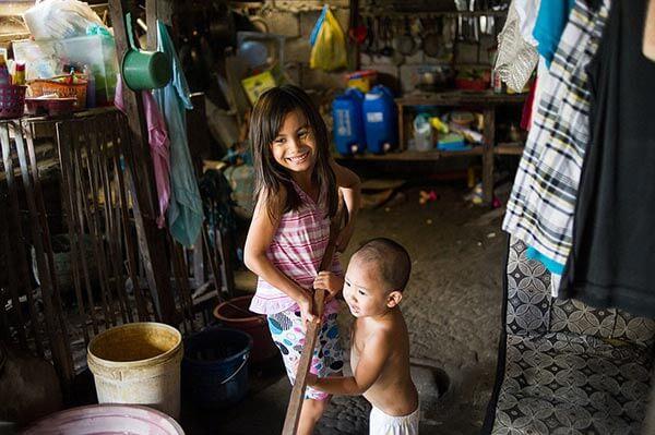 菲律宾儿童