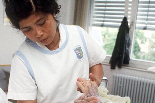 菲律宾护士