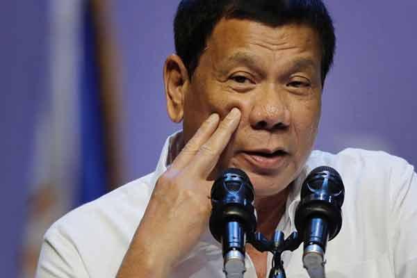 菲律宾总统反对离婚