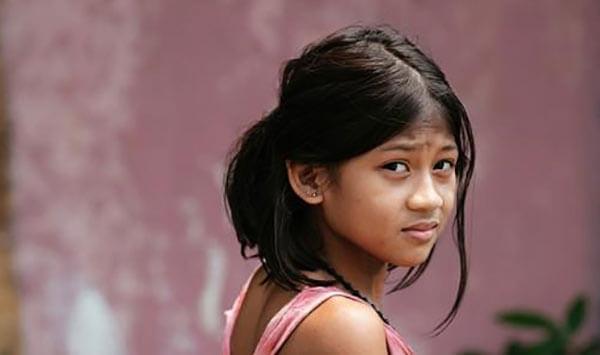 菲律宾年轻女性涉外婚姻