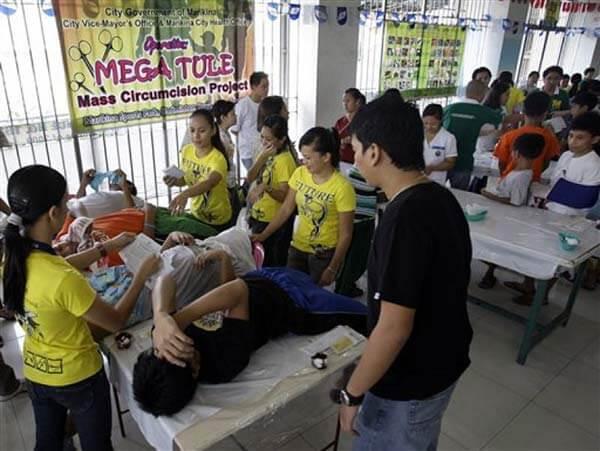 菲律宾割礼习俗