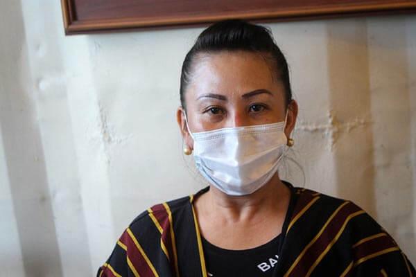 菲律宾空姐母亲