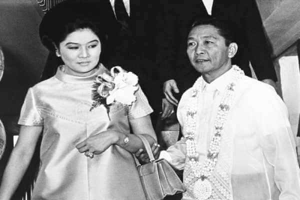 菲律宾第一夫人由俭入奢变贪婪