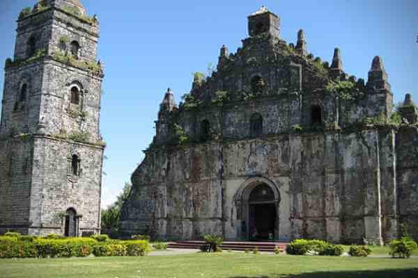 菲律宾有名的教堂