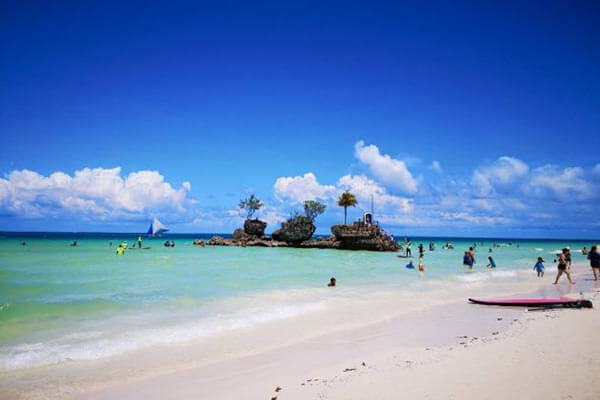 菲律宾长滩岛游学