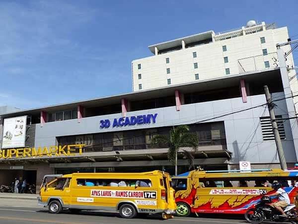 菲律宾亲子游学3DAcademy