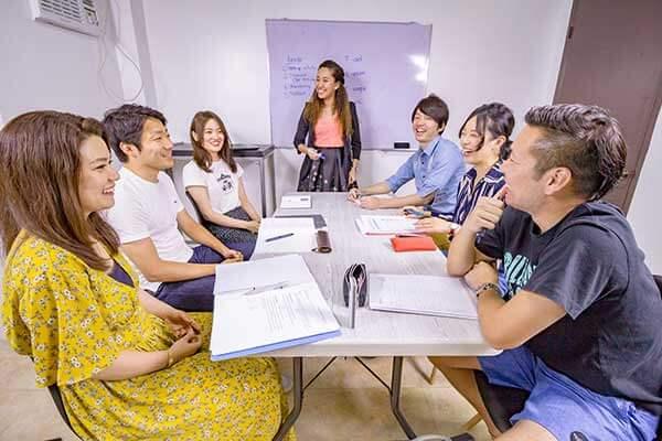 菲律宾游学商务英语学校
