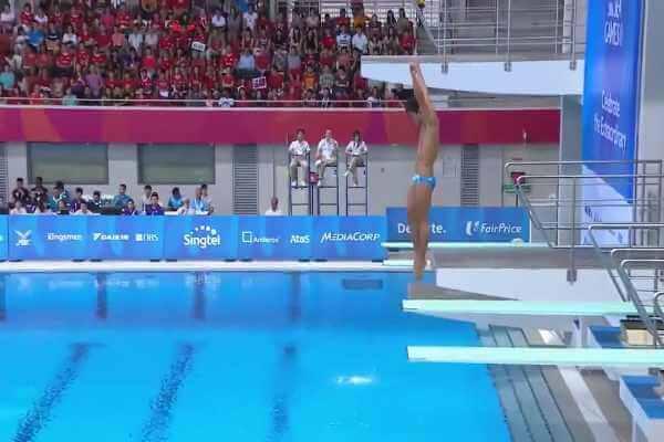 菲律宾跳水队又称炸鱼队