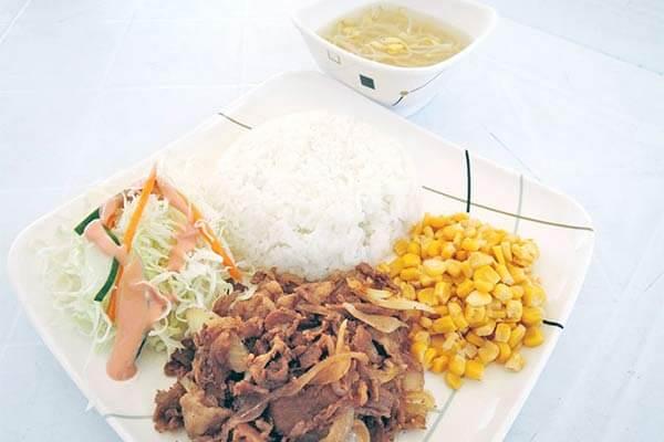 语言学校餐饮情况