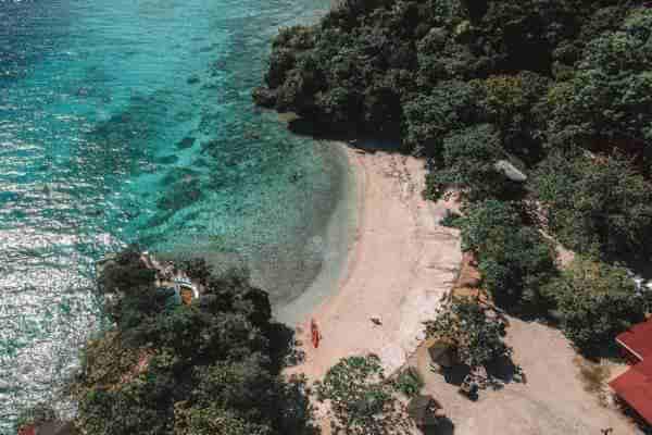 菲律宾宝藏小岛锡基霍尔