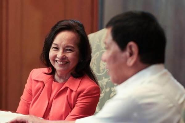 菲律宾女总统阿罗约夫人